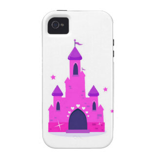 Pink Pink Princess Case-Mate iPhone 4 Covers