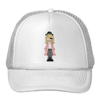 Pink Pirates · Pirate Girl #2 Trucker Hat