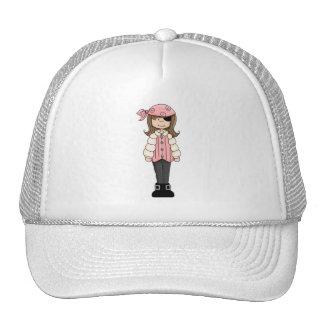 Pink Pirates · Pirate Girl #4 Trucker Hat