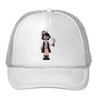 Pink Pirates · Pirate Girl #5 Trucker Hat