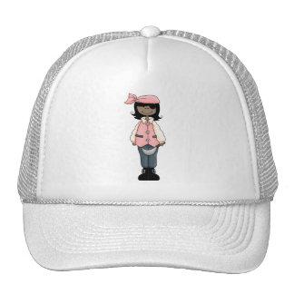 Pink Pirates · Pirate Girl #9 Trucker Hat