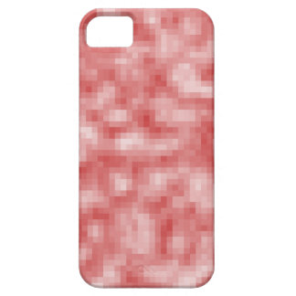 Pink Pixel Camo iPhone 5 Cover