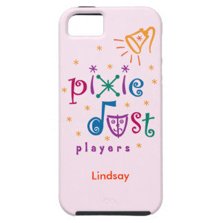 Pink Pixie Dust Players iPhone 5 Case