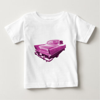 Pink Plymouth Tail Fins Shirt