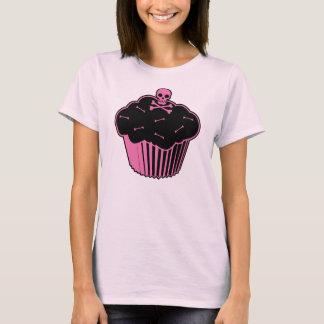 Pink Poison Cupcake T-Shirt