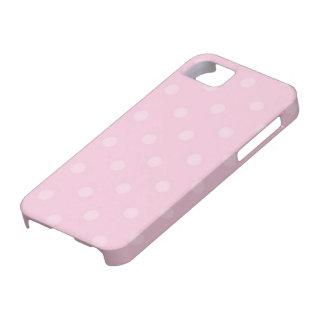 Pink Polk-a-Dot iPhone 5 Case