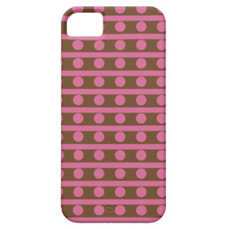 Pink Polka Dots iPhone 5 Cases
