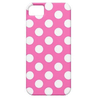 Pink Polka Dots iPhone Case iPhone 5 Case