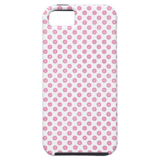 Pink Polka Dots iPhone Case iPhone 5 Cases