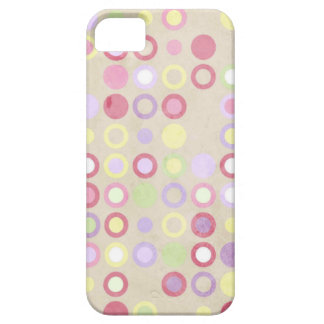 Pink Polka Dots iPhone SE/5/5s Case