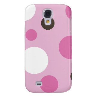 Pink Polka Iphone case