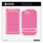 Pink Polkadot Decal For HTC Thunderbolt