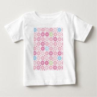 Pink polkaDots Baby T-Shirt
