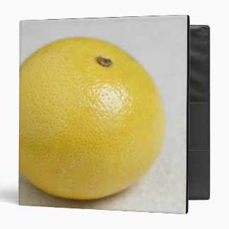 Pink pomelo For use in USA only.) 3 Ring Binders