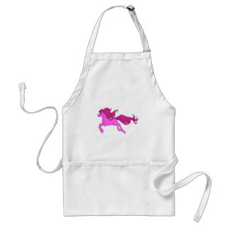 Pink Pony Adult Apron