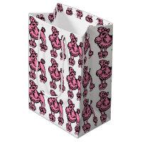 Pink Poodle Gift Bag Medium Gift Bag