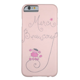 Pink Poodle Iphone 6 Case