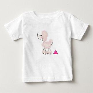 Pink Poodle Poop Kids Tee