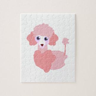 Pink Poodle Puzzles
