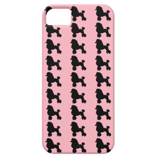 Pink Poodle Skirt Inspired iPhone 5/5S Case