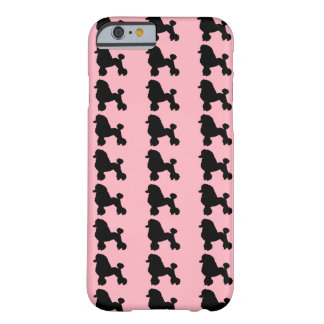 Pink Poodle Skirt Inspired iPhone 6 Case