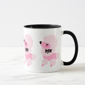 Pink Poodles Mug