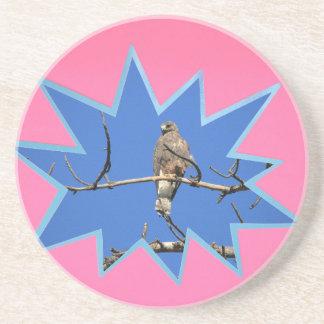 Pink Pop Out Photo Frame Sandstone Coaster