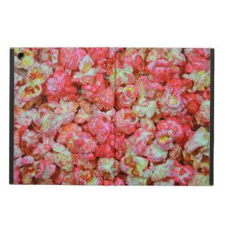 Pink popcorn iPad air case