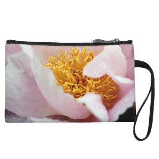 Pink Poppy Wristlet Wallet