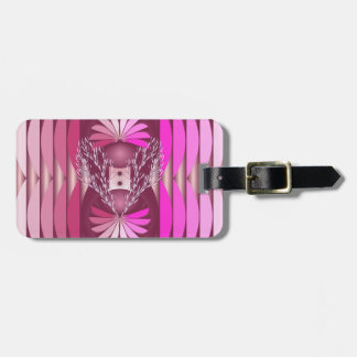 Pink Posh Custom Luggage Tag
