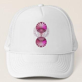 Pink Posh Trucker Hat Baseball Cap