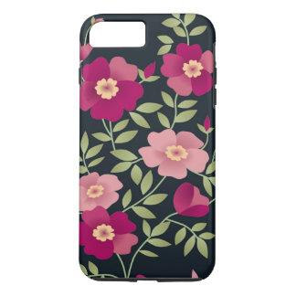Pink Posies iPhone 7 Plus Case