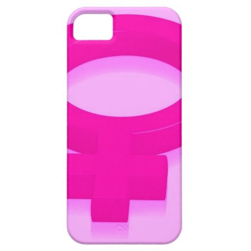 PINK POWER iPhone 5 CASES