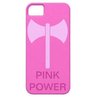 PINK POWER iPhone SE/5/5s CASE