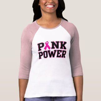 Pink Power T-Shirt