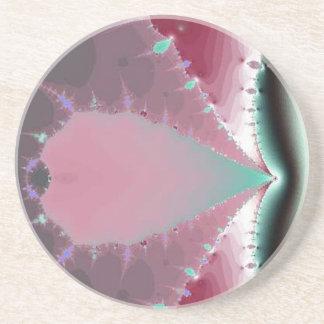 Pink Pressure Point Coaster