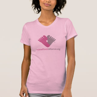 PINK Primalfoot Alliance Logo Two-fer Shirt