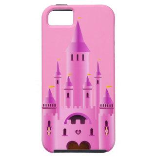 Pink princess castle fantasy dream CaseMate iPhone iPhone SE/5/5s Case