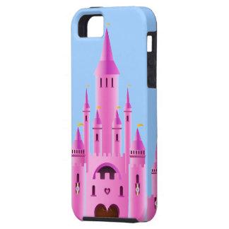 Pink princess castle love dream CaseMate iPhone iPhone SE/5/5s Case