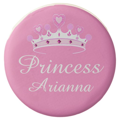 Pink Princess Custom Name