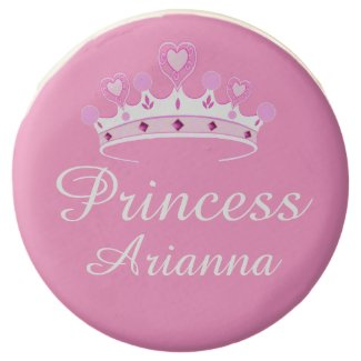 Pink Princess Custom Name