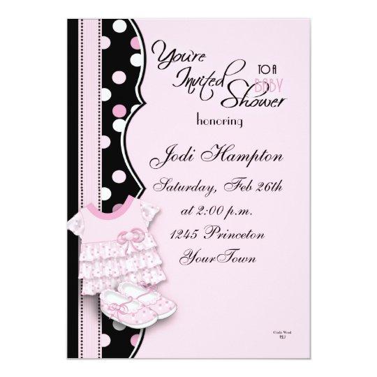 Pink Princess Shoes Card