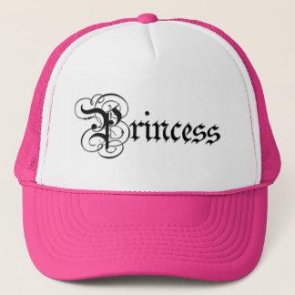Pink Princess Trucker Hat - Also in Black