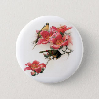 Pink Profusion Button