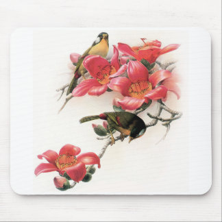Pink Profusion Mouse Pad