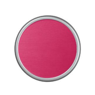 Pink Pucker-Hot Shocking Pink-Uptown Girl-Designer Bluetooth Speaker