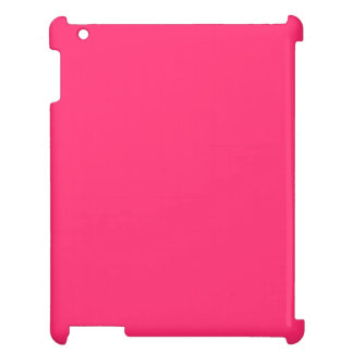 Pink Pucker-Hot Shocking Pink-Uptown Girl-Designer Cover For The iPad