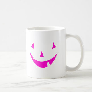 Pink Punkin Face Coffee Mug