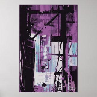 Pink Punxington Print