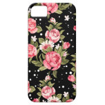 Pink Puny Peonies iPhone 5 Case